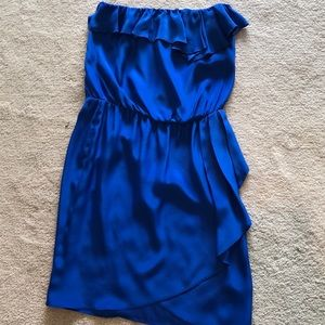 Amanda Uprichard Strapless dress Sz S